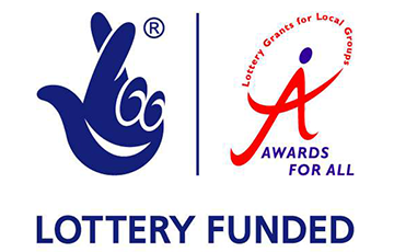 Lottery Funded Awards For All Logo