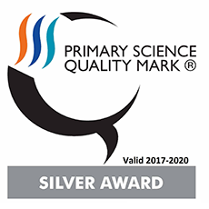 Primary Science Silver Logo